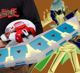 สานฝันเหล่าดูเอลลิสต์ให้เป็นจริงด้วย Yu Gi Oh Duel Disc เครื่องปล่อยการ์ดยูกิสุดเท่ตามฉบับอนิเมะ