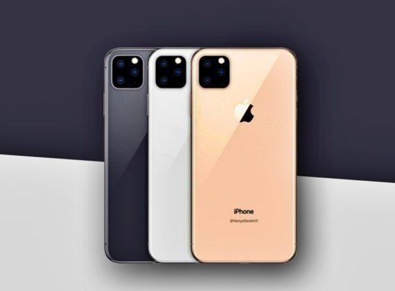 iPhone 2019 จะมีให้เลือกมากถึง 5 รุ่น !!!