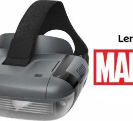 ลือสะพัด! Lenovo เตรียมเปิดตัวเกมใหม่จักรวาล Marvel สำหรับแว่นตาสามมิติ Mirage