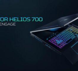 Acer เปิดตัว Predator Helios 700 เกมมิ่งโน๊ตบุ๊คแห่งอนาคต