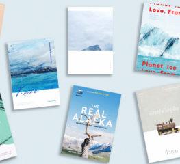 คลายร้อนเพิ่มความ (ใจ) เย็นไปกับ 10 หนังสือท่องเที่ยวสุดหนาวที่จะพาคุณไปสัมผัสทุกประสบการณ์บนเมืองน้ำแข็ง