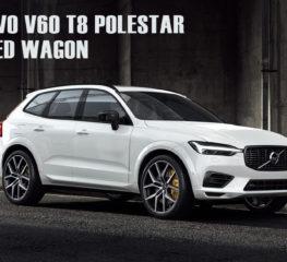 2020 VOLVO V60 T8 POLESTAR ENGINEERED WAGON