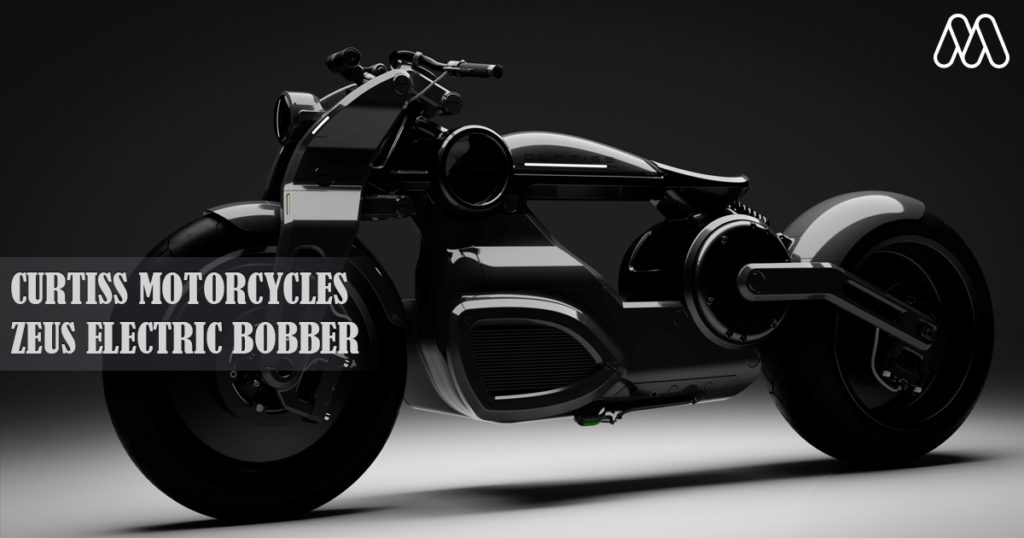 CURTISS MOTORCYCLES ZEUS ELECTRIC BOBBER