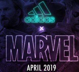 มาให้ว้าวอีกแล้วกับภาพหลุดคอลเลคชั่นพิเศษ Adidas x MARVEL