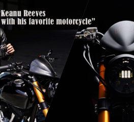 Keanu Reeves กับการสะสมจักรยานยนต์ที่เขาโปรดปราน จนกลายเป็นผู้ร่วมก่อตั้ง Arch Motorcycle
