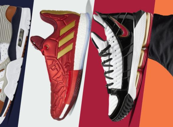 Roundup Release : อัพเดตรองเท้าผ้าใบที่น่าสนใจในสัปดาห์นี้