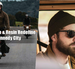 Shwood x Iron & Resin Redefine The Iconic Kennedy City