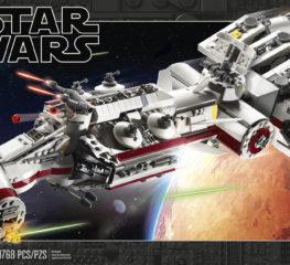 LEGO STAR WARS TANTIVE IV | ฉลองครบรอบ 20 ปีของการทำงานร่วมกัน เลโก้และสตาร์วอร์ส