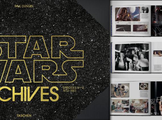 ให้ภาพเล่าเรื่อง กับ The Star Wars Archives Coffee Table Book