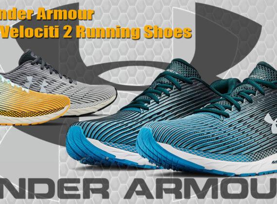 เทคโนโลยีที่สร้างขึ้นเพื่อจิตวิญญาณการแข่งขันภายใต้รองเท้าวิ่ง Under ARMOR HOVR VELOCITI 2