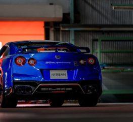 เปิดตัว Nissan GT-R ลิมิเต็ดฉลองครบรอบ 50 ปี