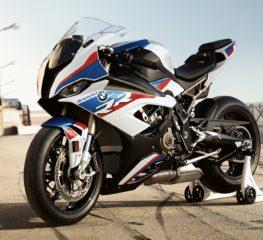 BMW เตรียมเข็น S1000RR ปี 2020 เร็วๆนี้