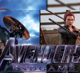 Hot Toys ส่งกัปตันและแบล็ควิโดว์มาให้ยล สาวก Endgame ต้องโดน