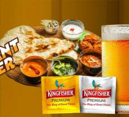 เบียร์ชนิดผงสำเร็จรูปจาก Kingfisher แค่ฉีกซองแล้วคน ก็ปาร์ตี้ได้ทุกที่ทุกเวลาไม่ต้องกลัวร้านปิด