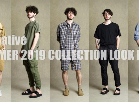 Lookbook Nonnative พร้อมคอลเลคชั่นฤดูร้อนสำหรับปี 2019