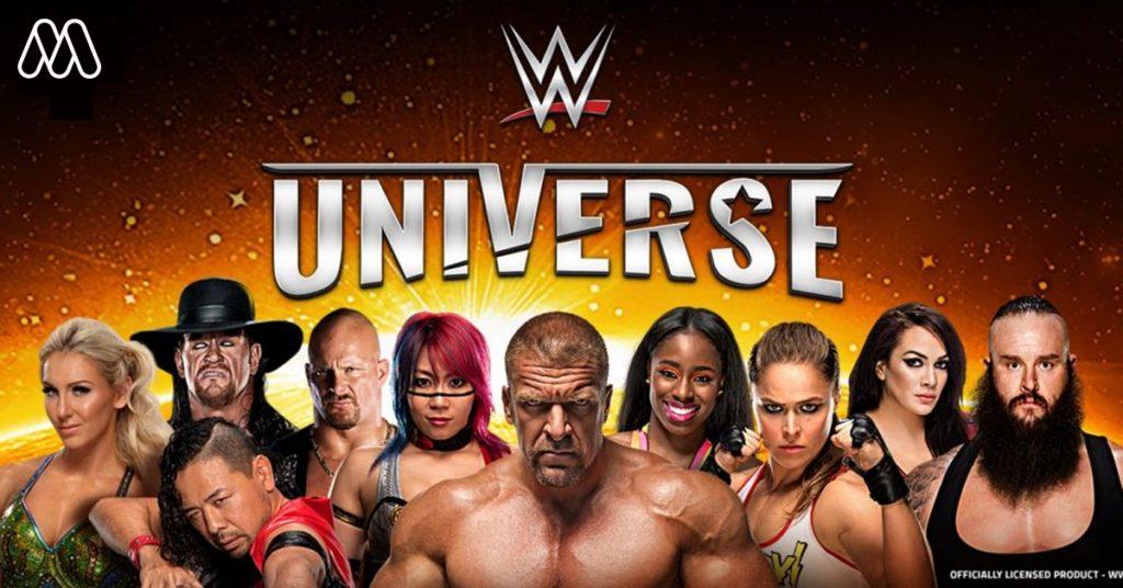 WWE Universe เกมมือถือมวยปล้ำลิขสิทธิ์แท้ ตะลุยศึก WWE