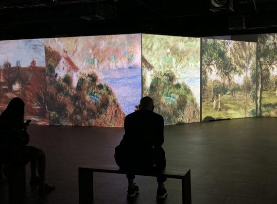 ควงคนรู้ใจไปดื่มด่ำงานศิลปะมาสเตอร์พีซแบบ 360 องศา ในนิทรรศการ From Monet to Kandinsky