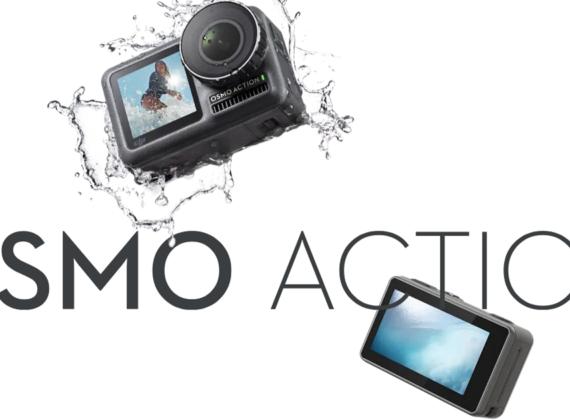 DJI เปิดตัว OSMO Action แอคชั่นแคมเอาใจสายวิดีโอ