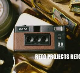 CAMERA | RETO PROJECTS กล้อง RETO3D