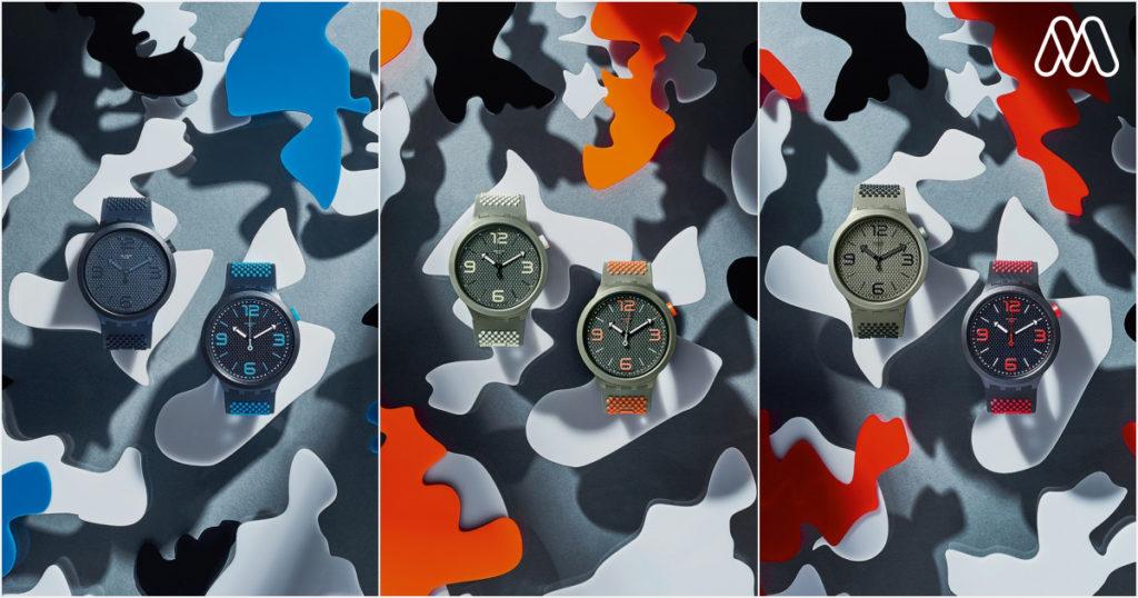 SWATCH ปล่อยคอลเลคชั่นใหม่ 'BIG BOLD'  ไอเทมใหม่ของสายสตรีท นาฬิกาที่ตอกย้ำความเป็นตัวตนให้โลกรู้