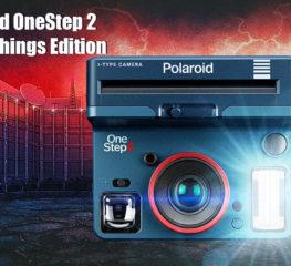 """โพลารอยด์เตรียมเปิดตัว OneStep 2 ที่ได้แรงบันดาลใจมาจาก """"Stranger Things"""""""