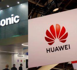 Panasonic ออกแถลงการณ์ยืนยันจะสนับสนุน Huawei ต่อไป