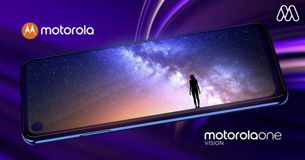 โมโตโรล่า เปิดตัว motorola one vision เพื่อการใช้งานแห่งอนาคต