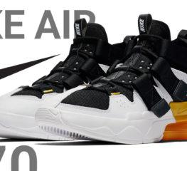 Nike Air Edge 270 นำเสนอธีมสีขาว สีเหลือง และสีดำสุดคลาสสิค
