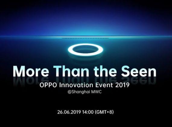 OPPO เตรียมเปิดตัวเทคโนโลยีกล้องใต้หน้าจอครั้งแรกในงาน MWC 2019