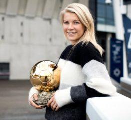 """""""อาดา เฮเกเบิร์ก"""" แข้งสาวเบอร์ 1 ผู้ปฏิเสธฟุตบอลโลก"""