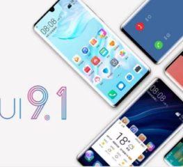 Huawei เตรียมปล่อยอัปเดต EMUI 9.1 ให้สมาร์ทโฟน 19 รุ่น