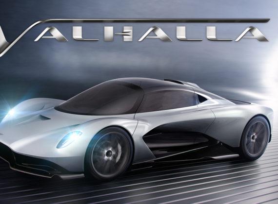 """""""Valhalla"""" จาก Aston Martin เป็น Hypercar คาร์บอนไฟเบอร์คันใหม่ล่าสุดที่ถูกสร้างขึ้นมาเพื่อเทพเจ้า"""