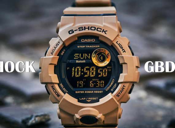 GBD800 Ultra-Tough ของ G-SHOCK เป็นนาฬิกาออกกำลังกายที่ไม่น่าเบื่อ