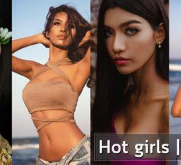 "Hot girls | ส่องควาคมเข้ม แบบสวยสายฝอกับ ""น้องเปิ้ล"""