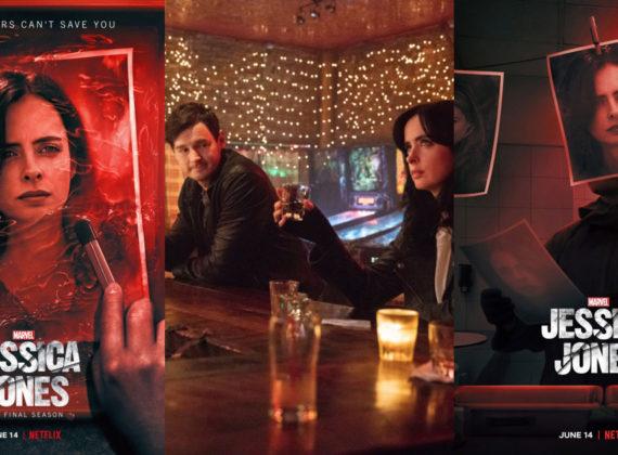 News Series | ตัวอย่างหนัง Jessica Jones ซีซั่น 3 ของ Marvel!