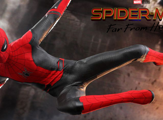 Hot Toys Spider-Man: Far From Home
