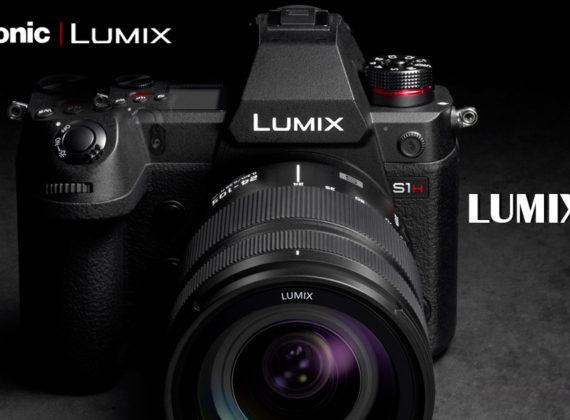 cameras | Lumix S1H สามารถถ่ายวิดีโอ 6K ด้วยเซ็นเซอร์ฟูลเฟรม สำหรับการทำงานระดับมืออาชีพ
