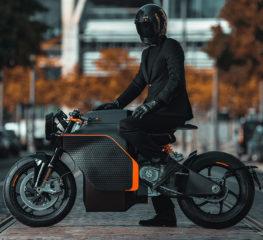 CUSTOM MOTORCYCLES | รถจักรยานยนต์ไฟฟ้า คันนี้เป็นสัตว์ร้ายด้วยพลัง 163 แรงม้า