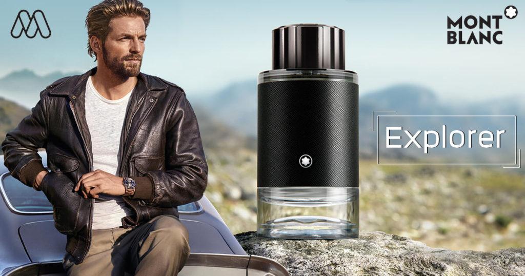 Montblanc Explorer Eau de Parfum ใหม่ นี่คือกลิ่นหอมที่จะเตือนให้คุณนึกถึงการผจญภัยที่ควรค่าแก่การมี
