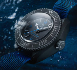 Omega Seamaster Planet Ocean Ultra Deep Professional ราชาองค์ใหม่แห่งท้องทะเล