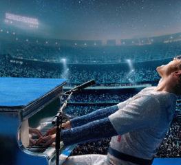 """""""คริสตัลสวารอฟสกี้กว่าหนึ่งล้านชิ้นนำนักร้องวงดนตรีร็อคพร่างพราวเปล่งประกายบนจอภาพยนตร์เรื่องใหม่ ROCKETMAN"""""""