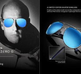 Revo นำเสนอแว่นกันแดด THE MOONWALKER ZERO G – LIMITED EDITION ที่พัฒนาโดยนาซ่า