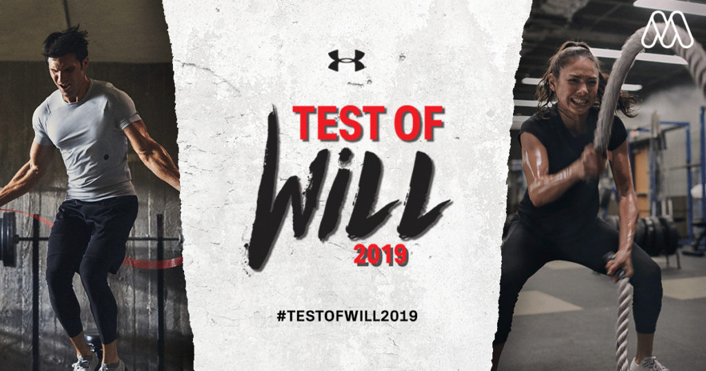 Test of Will 2019