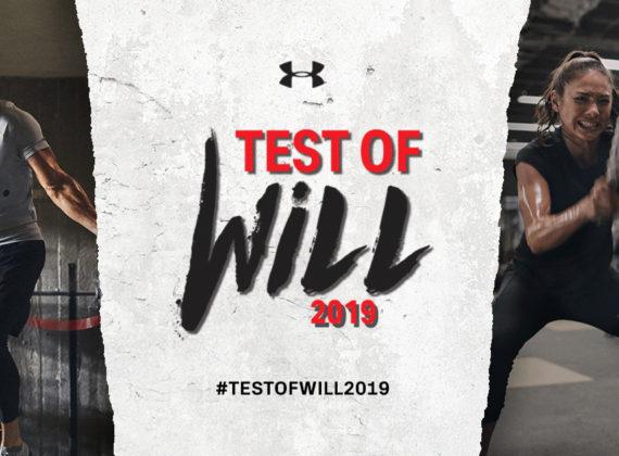 อันเดอร์ อาร์เมอร์ ท้าประลองกับบทพิสูจน์ความกล้าครั้งใหม่ใน Test of Will 2019