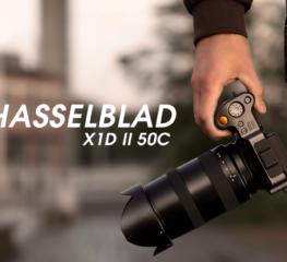 Hasselblad เปิดตัว X1D II 50C