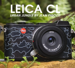 LEICA CL รุ่นพิเศษจาก Jean Pigozzi