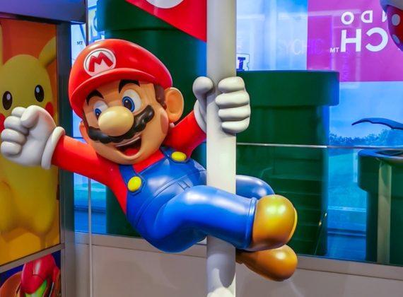 Nintendo Tokyo เตรียมเปิดให้บริการที่ Shibuya Parco ปลายปีนี้
