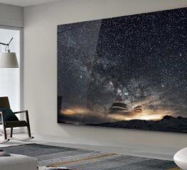 Samsung เตรียมวางขายทีวีจอยักษ์ขนาด 292 นิ้วในเดือนกรกฎาคมนี้