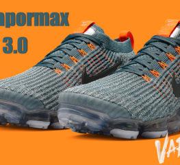 Bold Orange เพิ่ม Flair ให้กับ Vapormax Flyknit 3.0 ให้มีความยืดหยุ่น ใช้งานได้หลากหลาย และมีสไตล์