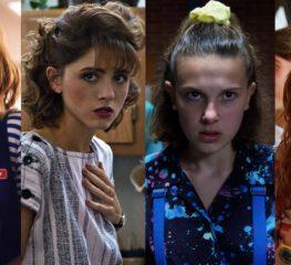 """ส่องตัวจริง สาวๆ จาก """"Stranger Things"""" ซีซั่น 3 กัน!"""